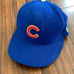 New era cubs caps